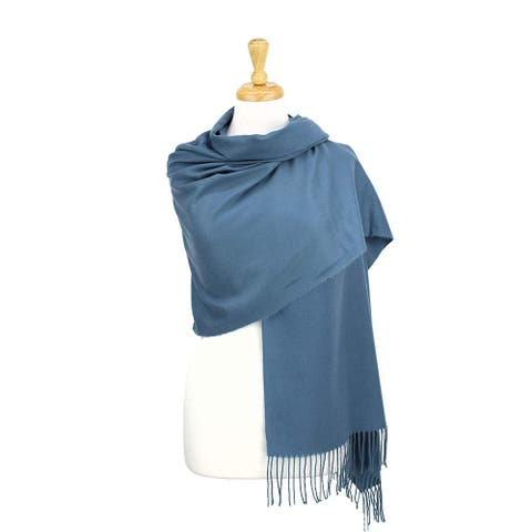 Large Soft Solid Cashmere Scarf Shawls Pashmina Men and Women
