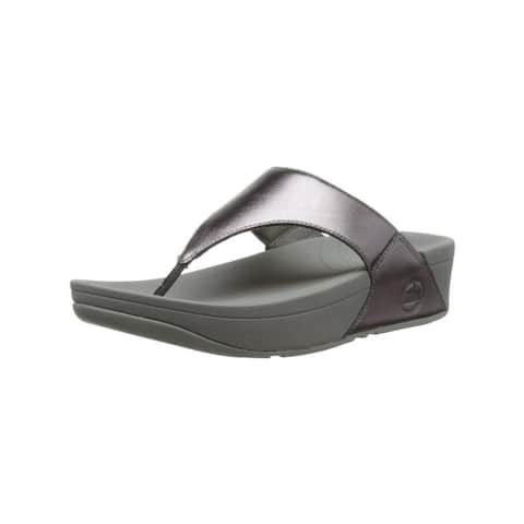 23851ebe72d Fitflop Womens Lulu Thong Sandals