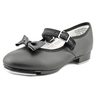 Capezio Mary Jane W Round Toe Leather Dance