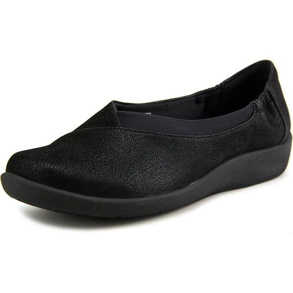 Clarks Sillian Jetay Women Black Flats