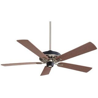 "MinkaAire Iconic 5 Blade 60"" Iconic Indoor Ceiling Fan - Light, Remote Control and Blades Included"