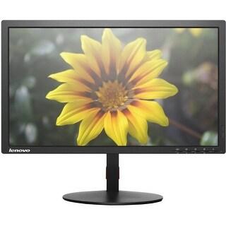 "Lenovo ThinkVision T2224P 21.5"" WVA LED Backlit LCD monitor 1920x1080 VGA HDMI"