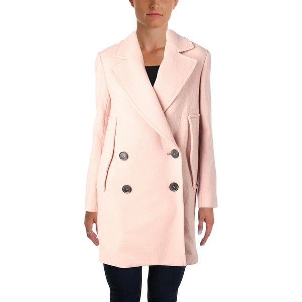 12c13fcb0e Shop Theory Womens Cape Coat Fall Wool - Free Shipping Today ...