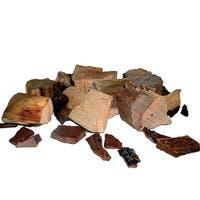 Char-Broil 4915299 Hickory Wood Chunks, 8 Lb