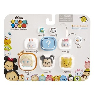 Disney Tsum Tsum 9 Pack Set #1 - multi