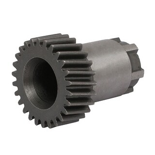 23mmx28mm 6 Tooth Spiral Bevel Gear Power Tool for Bosch GBH2-24 Hammer Drill