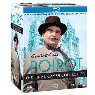 Agatha Christie's Poirot: The Final Cases Collection - Blu-Ray