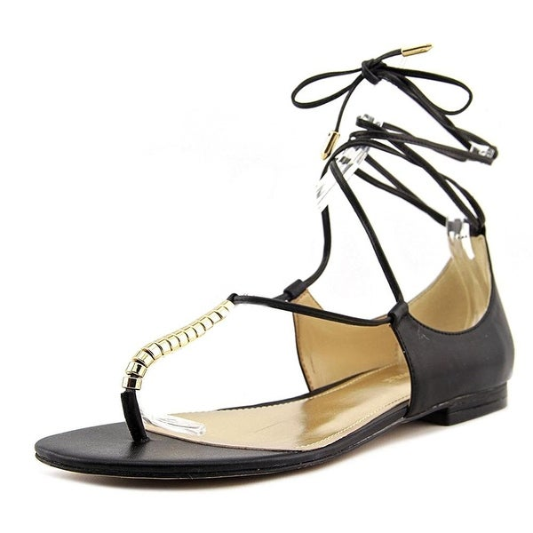 Marc Fisher Womens Extra 3 Open Toe Casual Gladiator Sandals