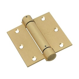 National Square Spring Door Hinge