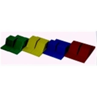Sportime Rubber Starting Blocks, Set 8