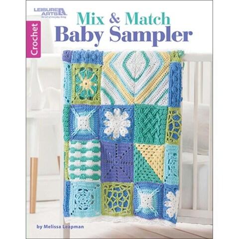 Mix & Match Baby Sampler - Leisure Arts