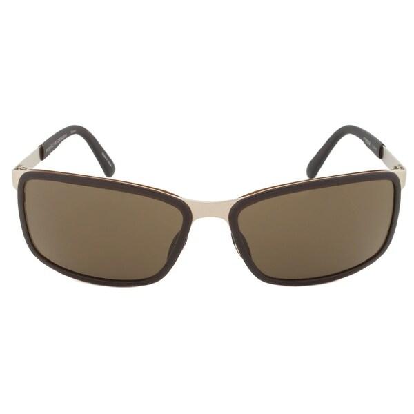 Porsche Design Design P8552 C Rectangular Sunglasses