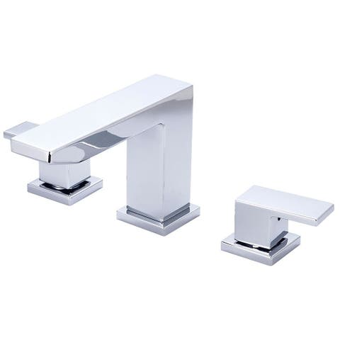 """Pioneer Faucets 4MO610T Mod Deck Mounted 6-5/8"""" Reach Roman Tub Filler"""