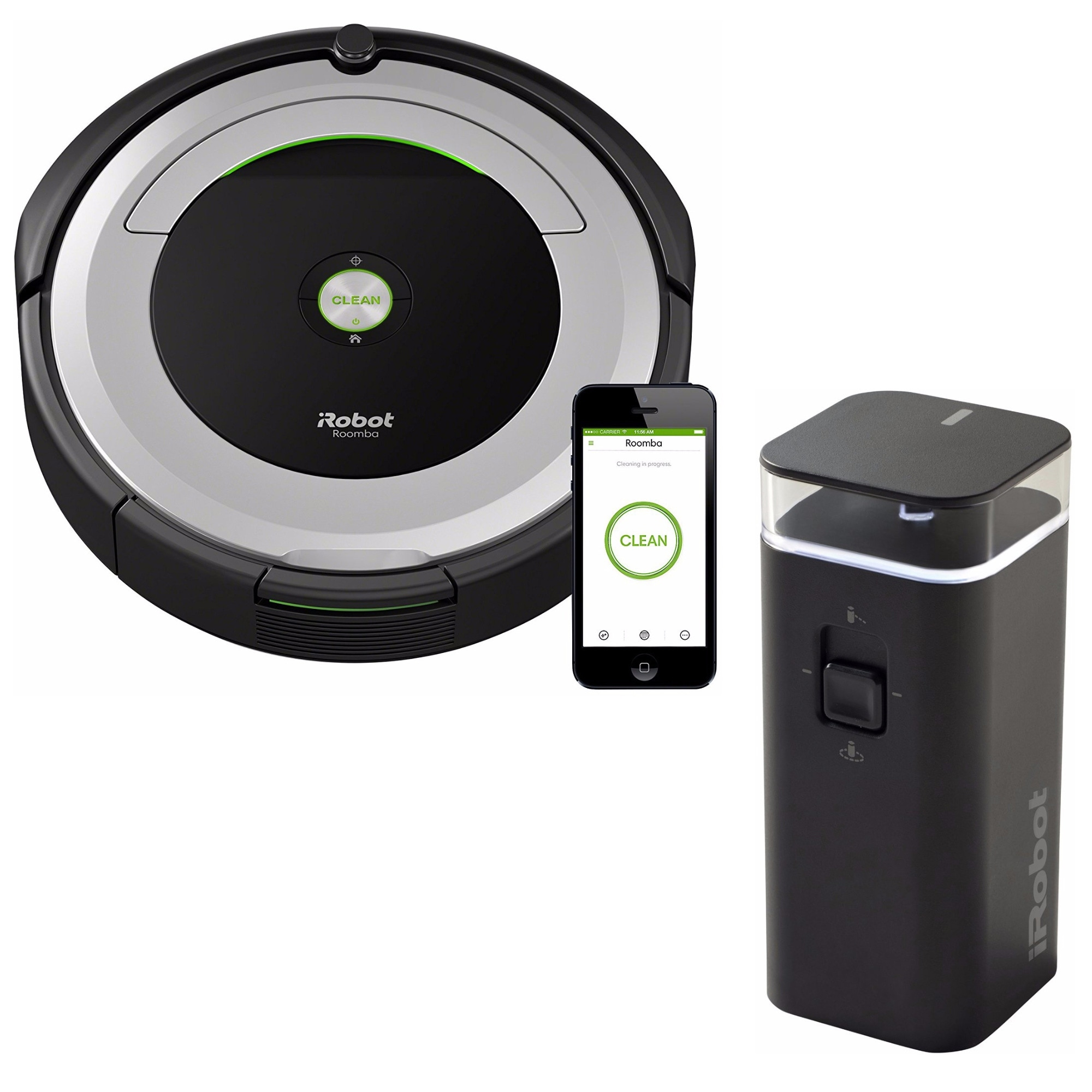 Buy Robotic Vacuum Cleaners Online at Overstock | Our Best