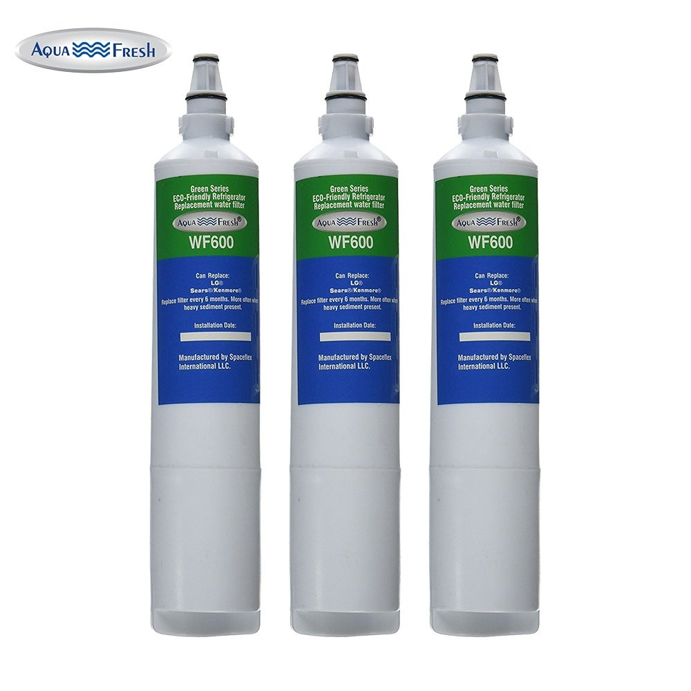 Replacement For LG LFX25975ST Refrigerator water filter 3 Pack