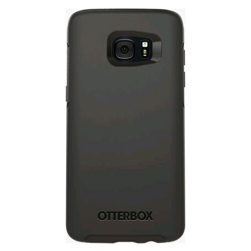 OtterBox Symmetry Case for Samsung Galaxy S7 edge - Black