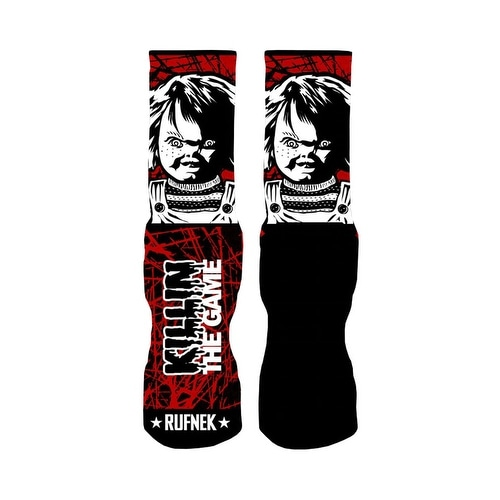 Rufnek Chucky Killin' the Game 2.0 Men's Socks