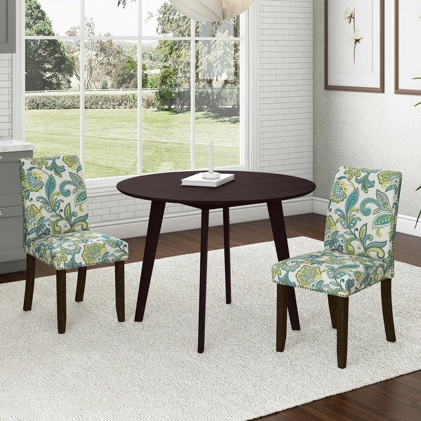 Copper Grove Madelyn Upholstered Armless Dining Chairs (Set of 2). Opens flyout.