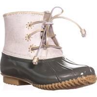 Jack Rogers Chloe Classic Rain Boots , Olive