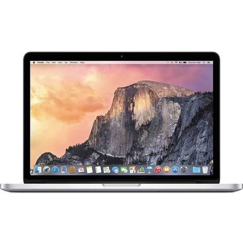 "Apple MacBook Pro 13.3"" MC700LL/A (4GB RAM, 320GB HDD) Laptop - Silver - Pre-Owned"