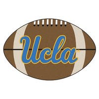 "UCLA - University of California, Los Angeles  Football Rug 22""x35"""