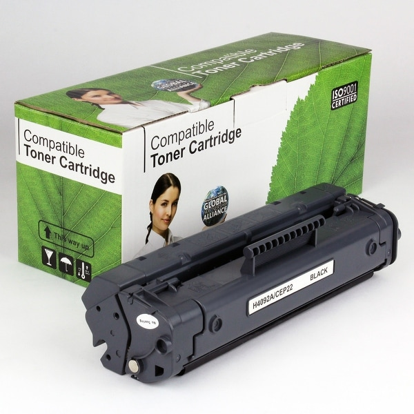 Value Brand replacement for HP 92A C4092A Toner (2,500 Yield)