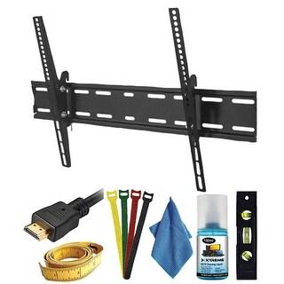 """Xtreme XT-18717 7Pc Flat Adjustable TV Wall Mount Kit (37"""" - 70"""")"""
