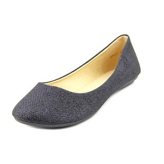 Refresh Demi-07 Women Round Toe Synthetic Flats
