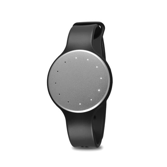 Fitmotion Smart Activity Tracker (Sleep Monitor + Step Counter + Distance Traveled), Silver