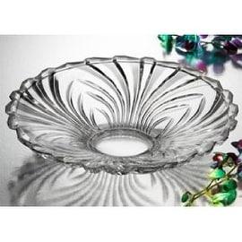 Studio Silversmiths Large Crystal Serving Bowl