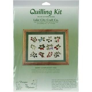 Quilling Kit-Berry Sampler
