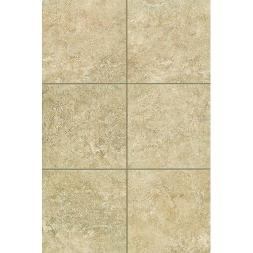 Shop Mohawk Industries Spiced Noce Ceramic Floor Tile - 13 inch floor tiles