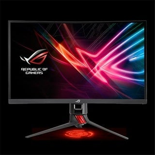 27 in. Curved Full HD 1080p 144Hz DP HDMI DVI Eye Care Gaming