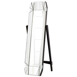 "Cyan Design 8731 Paramour 69"" Tall Beveled Glass Standing Mirror"