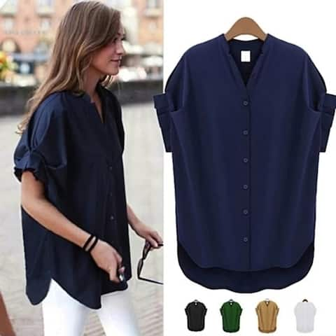 511340b9947b4a Gold Tops | Find Great Women's Clothing Deals Shopping at Overstock