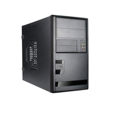 In Win Matx Chassis 350W Ps - black