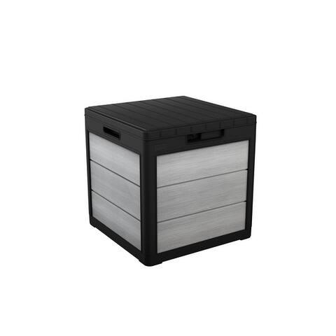 Keter Denali DUOTECH 30 Gallon Deck Box