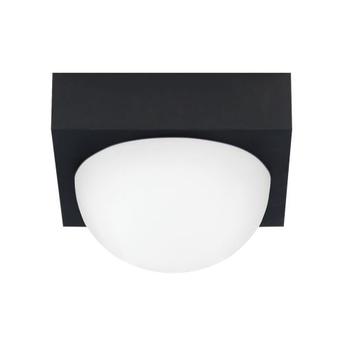Lbl lighting fm929frledwd sphere led flush mount ceiling fixture ada compliant