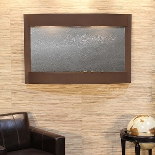 Calming Waters Fountain - Woodland Brown - Choose Options