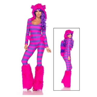 Leg Avenue Sexy Cheshire Cat Costume