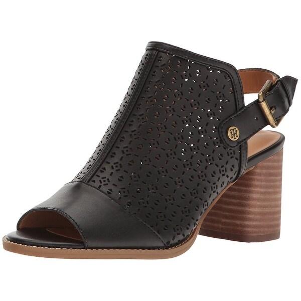 Tommy Hilfiger Women's True Heeled Sandal