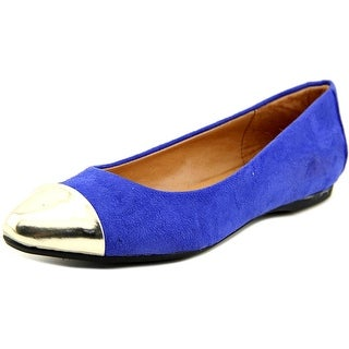CL By Laundry Brighter Day Women  Round Toe Canvas  Ballet Flats