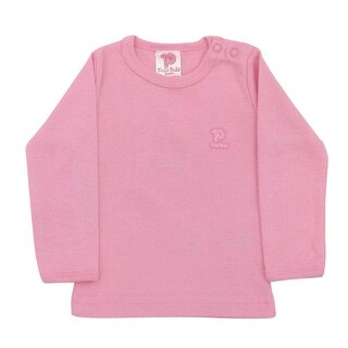 Baby Long Sleeve Shirt Unisex Infants Classic Tee Pulla Bulla Sizes 0-18 Months
