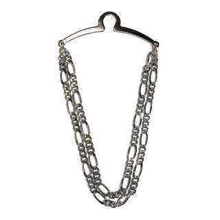 Competition Inc. Men's Double Link Tie Chain - One Size