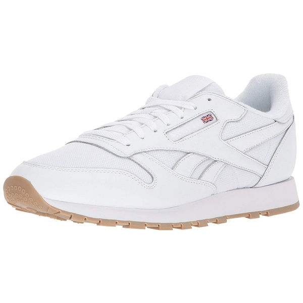 Shop Reebok Men s Classic Leather Sneaker - 6 - Free Shipping On Orders  Over  45 - Overstock - 27619223 0a80815bb