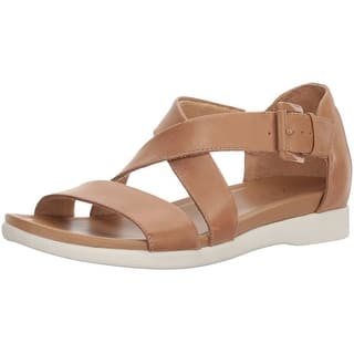 43965caed7dd Naturalizer Womens Elliott Open Toe Casual Ankle Strap Sandals