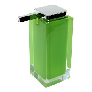 Nameeks RA80 Gedy Collection Free Standing Soap Dispenser (Option: Blue)
