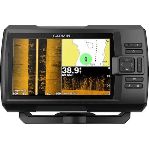 Garmin STRIKER Plus 7SV Fishfinder with GT52HW-TM transducer