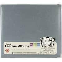 """We R Classic Leather D-Ring Album 12""""X12"""""""