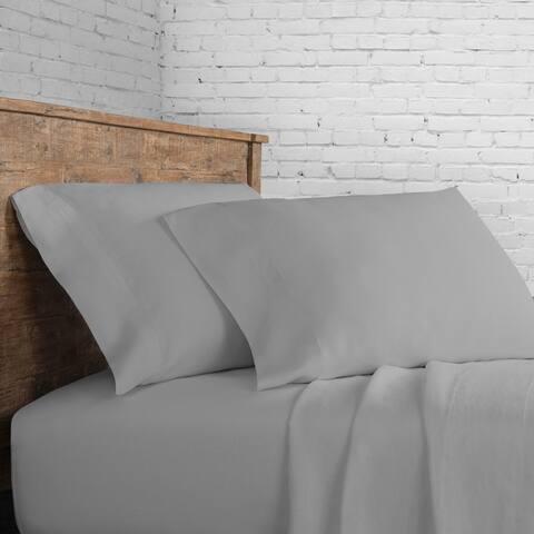 Gracewood Hollow Ernest Linen Bed Sheet Sets